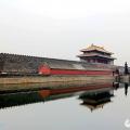 紫禁城(故宫)角楼·护城河·城墙