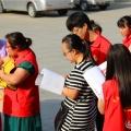 志愿者服务高考