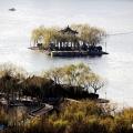初春·大明湖