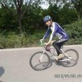 骑行淄博桓台马踏湖