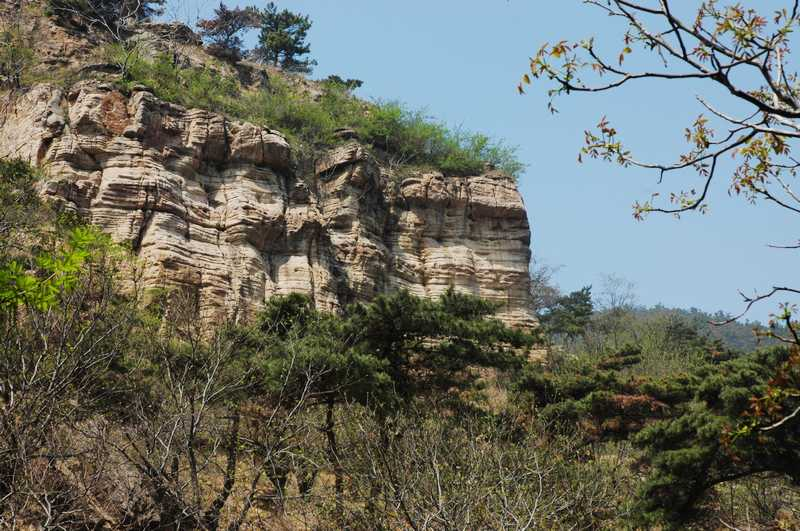 龙腾竹泉:正在建设开发的红石寨和三山沟