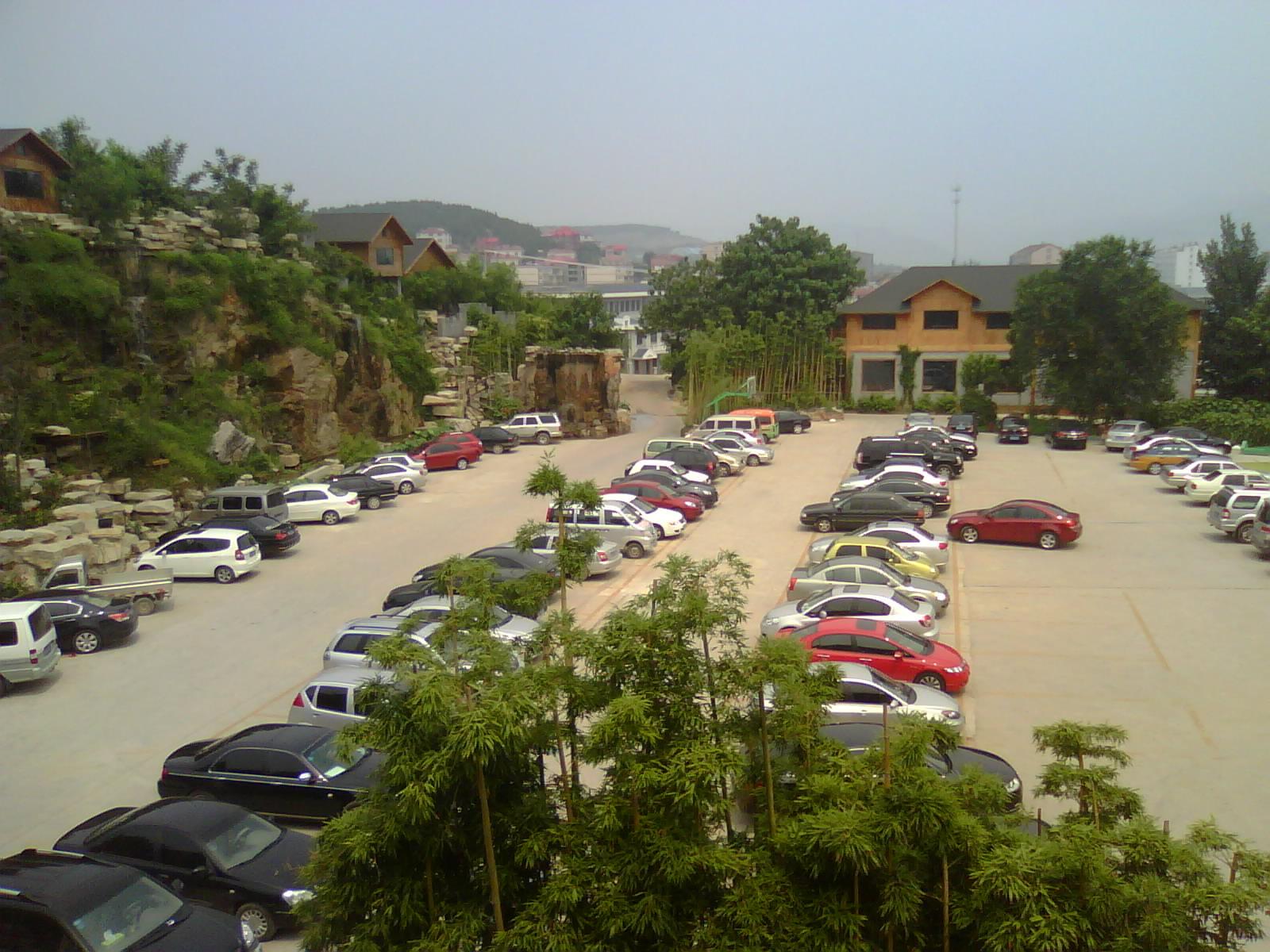 济南乐沃自驾游营地,户外休闲生活的汽车营地.