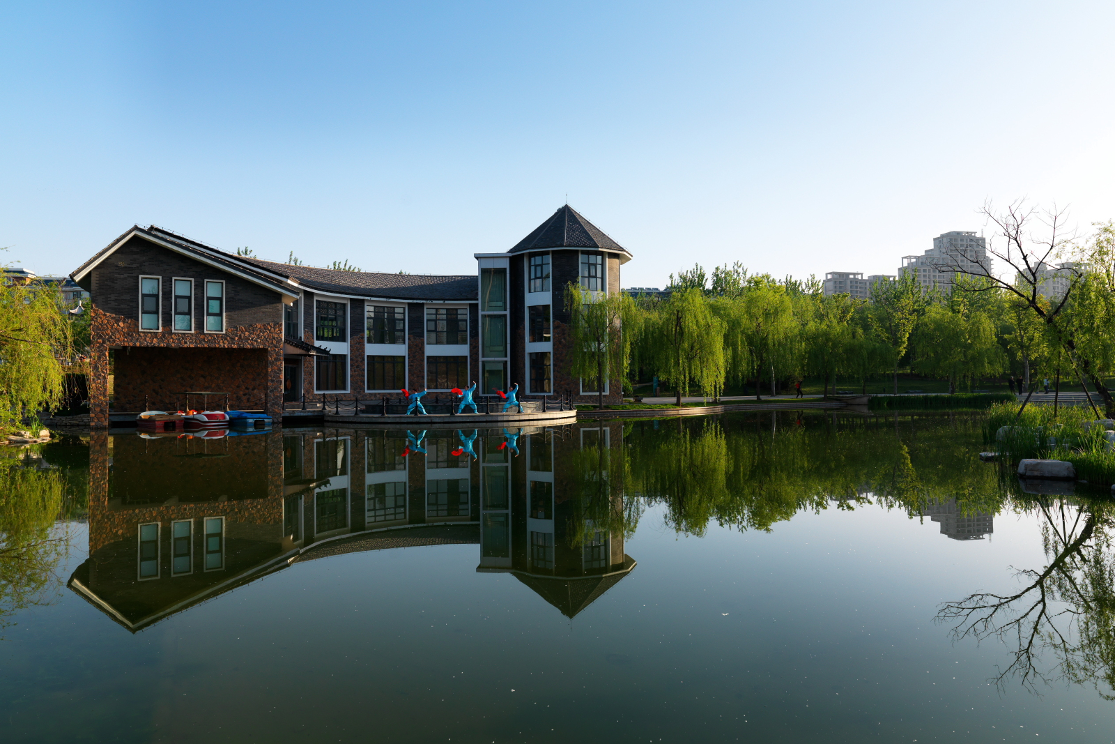 张国强摄影~~~~~潍坊植物园小片2张