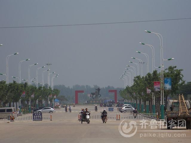 成武文婷湖风光-菏泽拍客-齐鲁社区-山东第