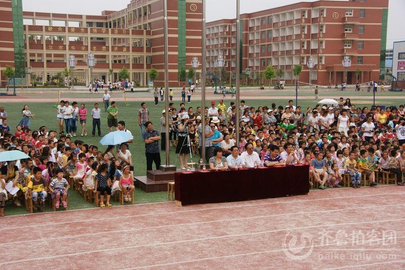 单县开发区实验小学 暨幼儿园庆 六一 文艺演出图片
