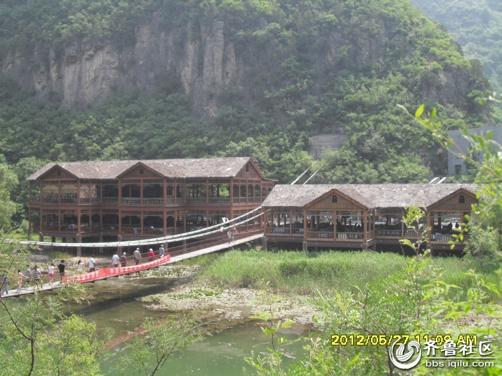 河南红旗渠,云台山风景