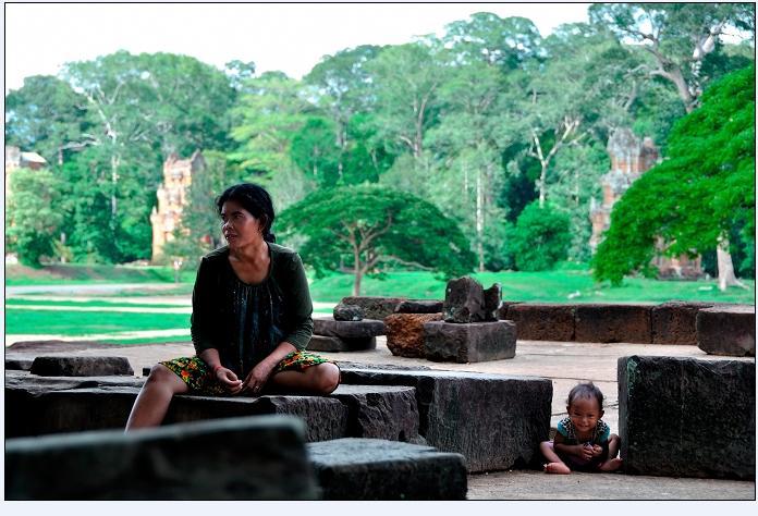 最后的是柬埔寨,这里是窝最推崇的地方,可以这样说,中南半岛旅行,必去