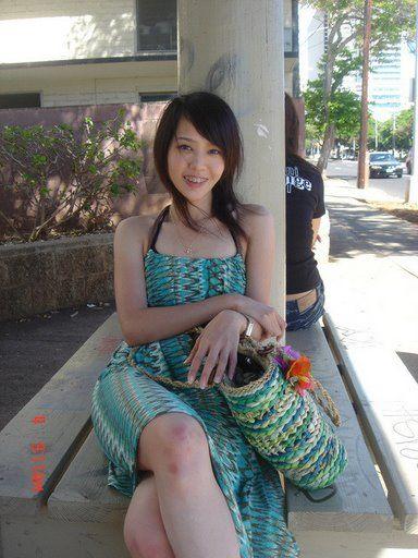 台湾人气女兽医学生乃姬自拍照片集