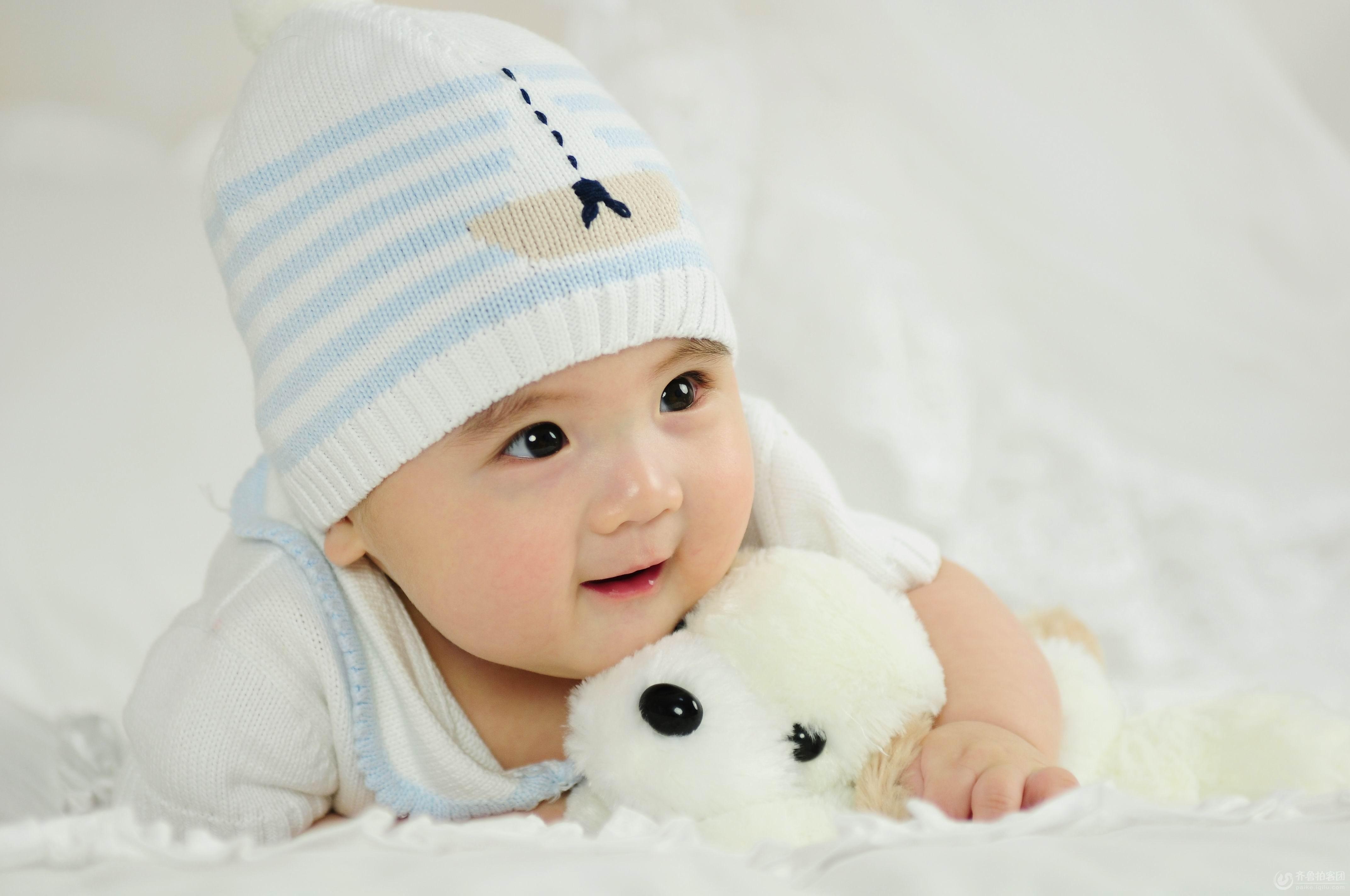 可爱宝宝萌图片大全;