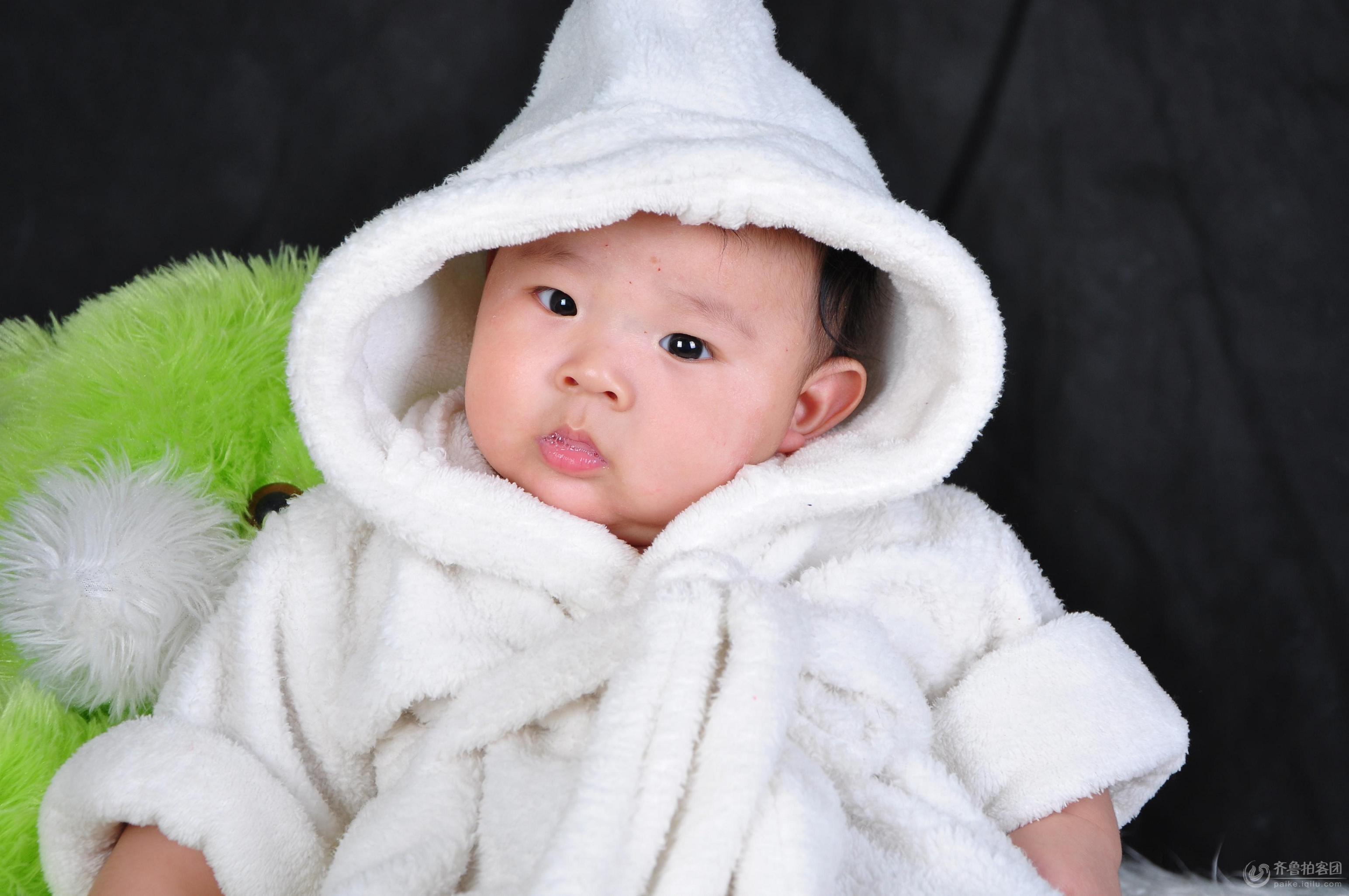 八个月宝宝的灿烂笑脸 - 当头炮宝宝秀 - 齐鲁社区 - 山东最大的城市生活社区,山东广播电视台官方社区!