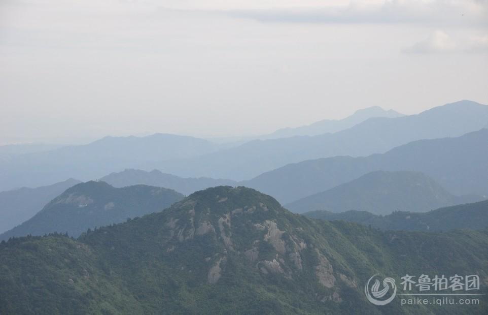 从山上往下看 满眼都是绿色  很漂亮.jpg