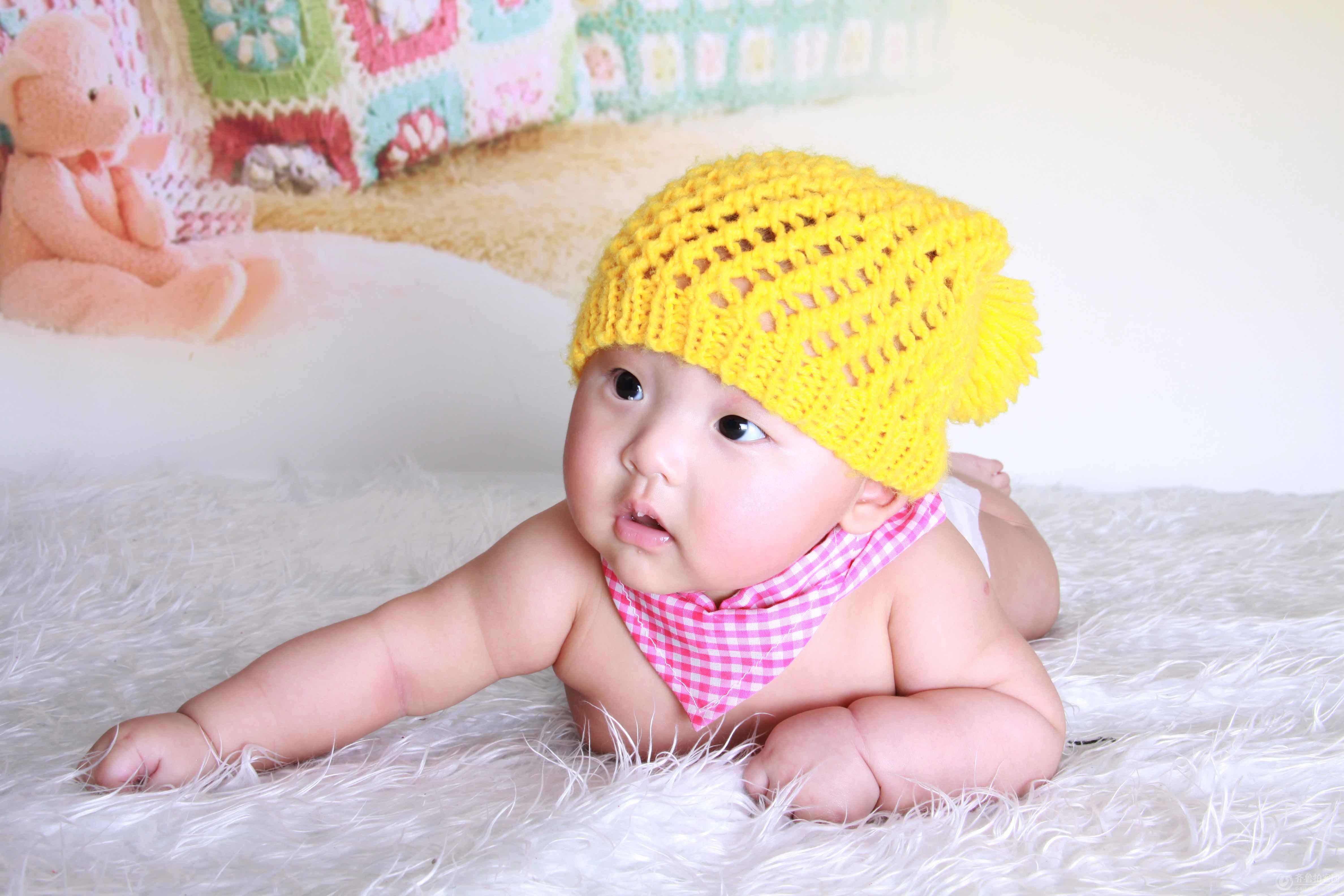 婴儿墙纸图片大全可爱