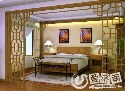 客厅卧室隔断装修客厅卧室隔断效果图   客厅卧室隔断装修