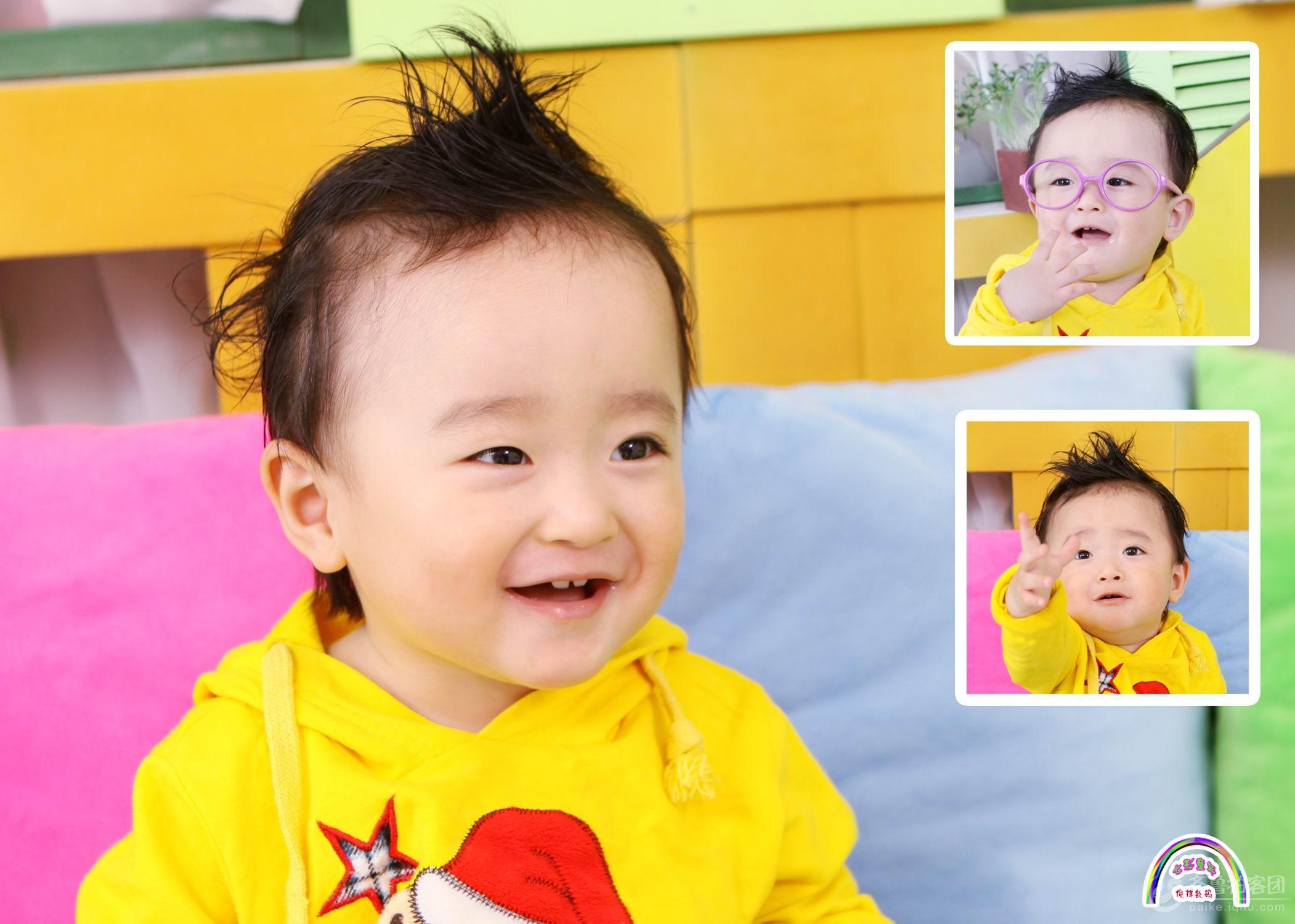 中国可爱婴儿萌照