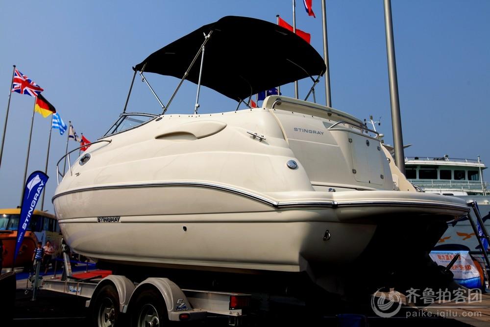 青岛国际游艇展