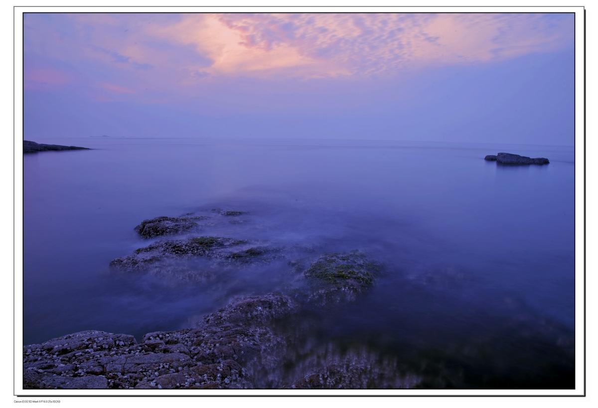 《美丽的长山岛》33人摄影作品展
