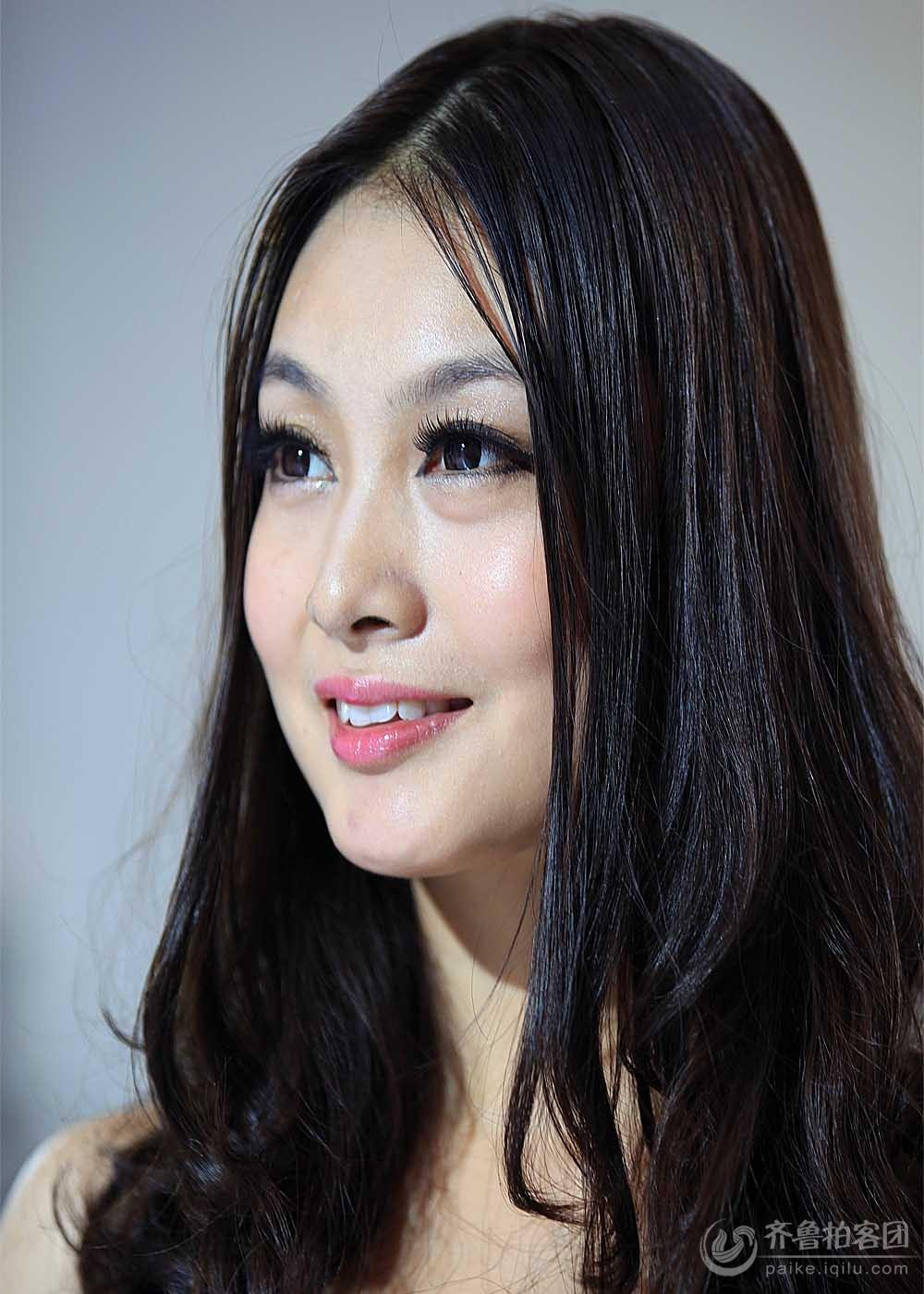 2012车展美女 济南拍客 竖
