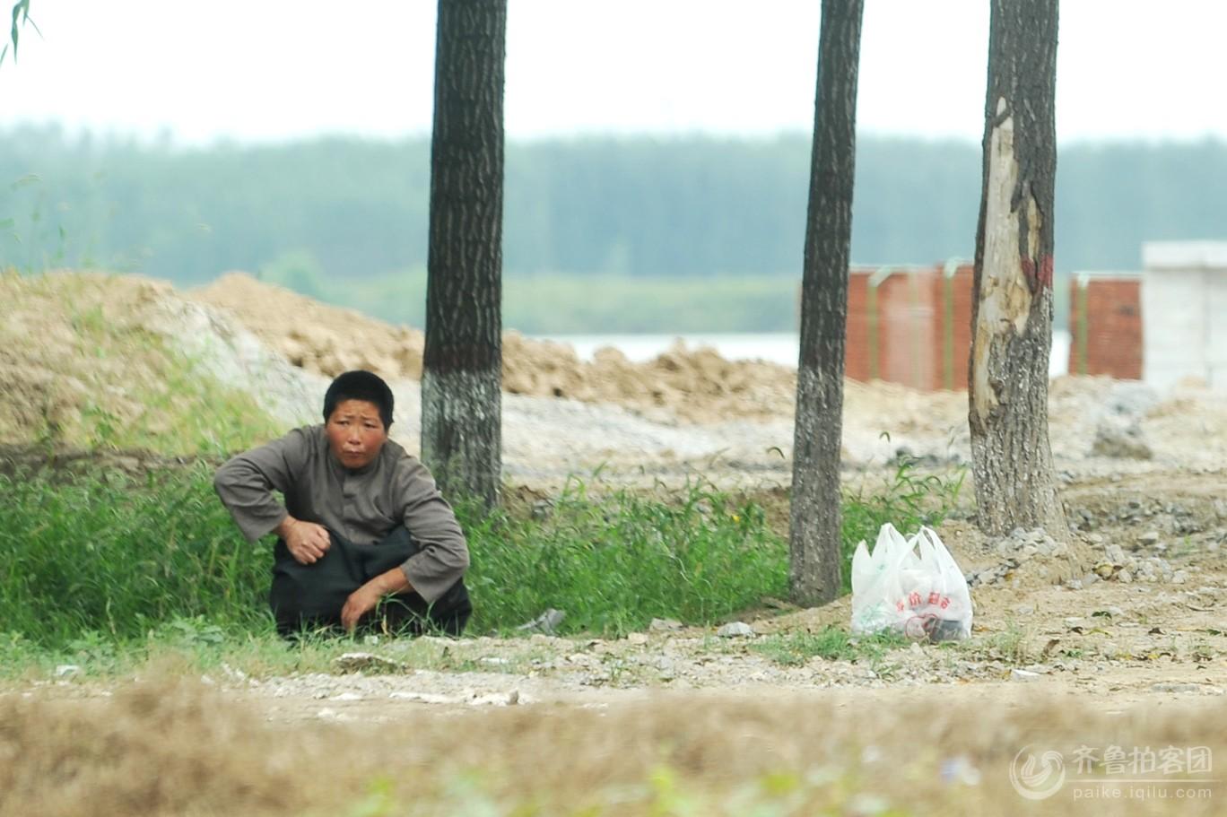 322上的露天厕所~ - 聊城拍客 - 齐鲁社区 - 山东
