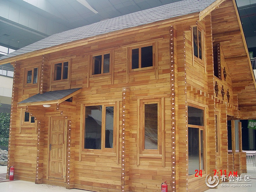 漂亮的小木屋 - 快乐单骑