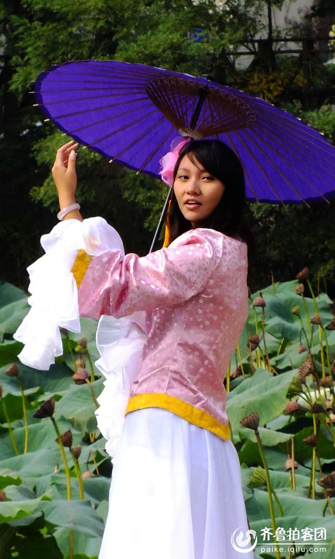 民族姑娘 - 青岛拍客 - 齐鲁社区 - 山东最大的城市