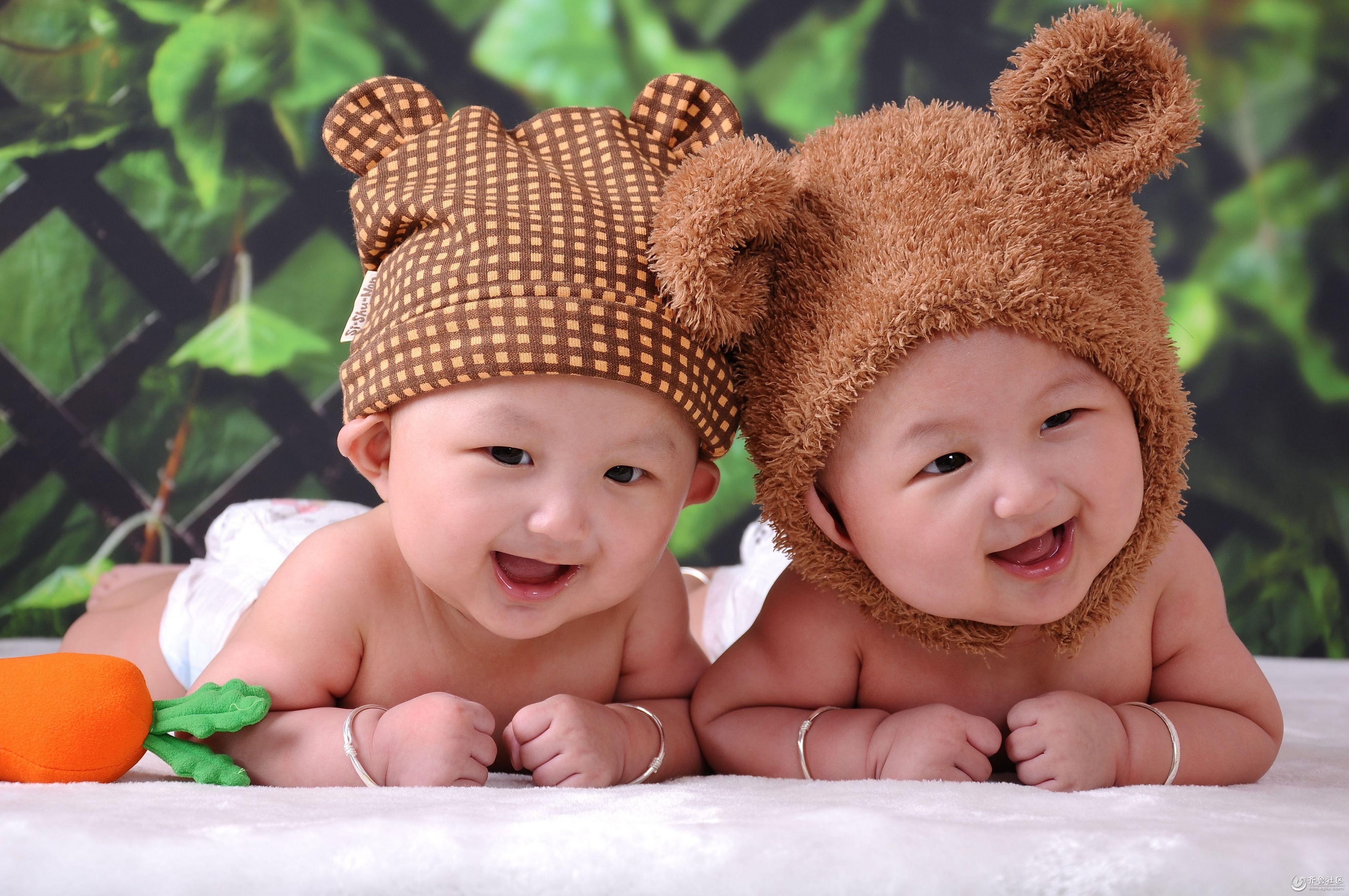 可爱婴儿萌图片集