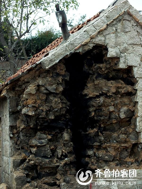 老房子的烟道