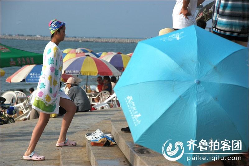 《龙口.东海度假区印象》(2):海豚广场