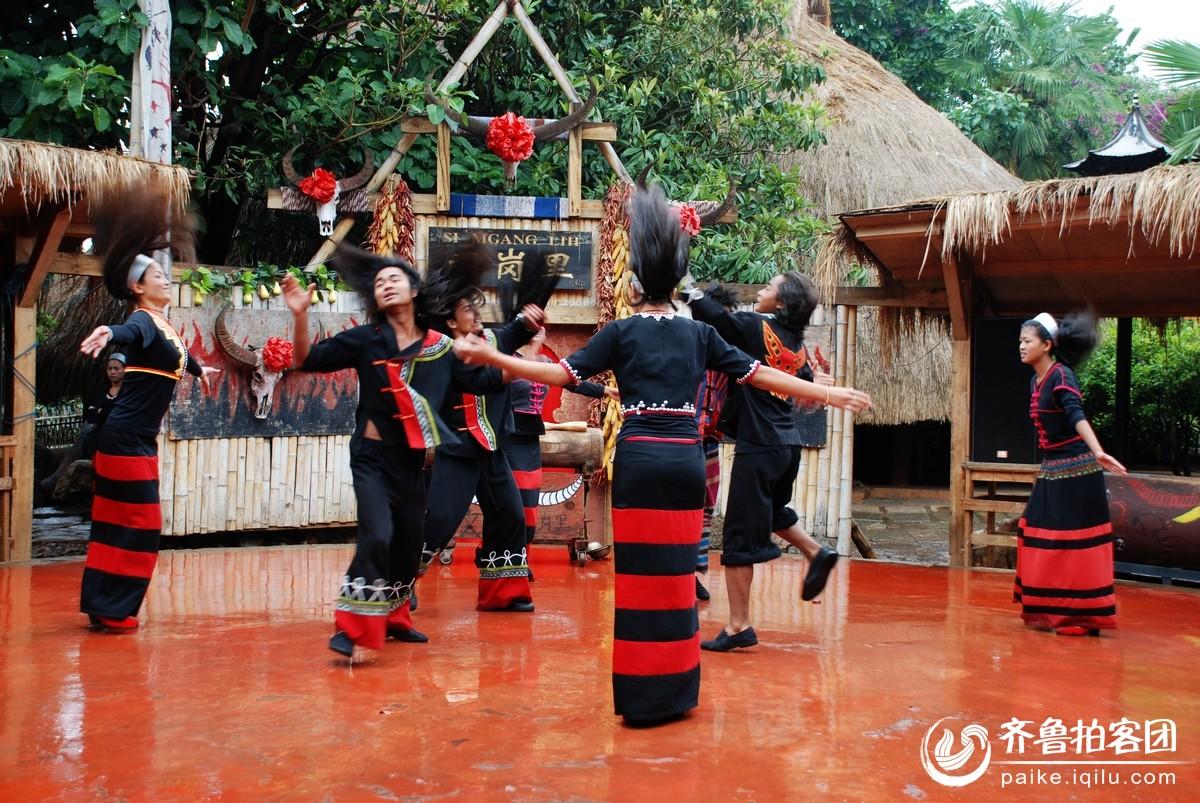 阿瓦人民唱新歌
