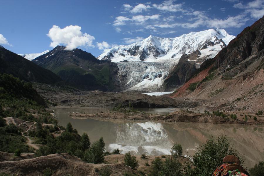 西藏米堆冰川,于鹏,.JPG