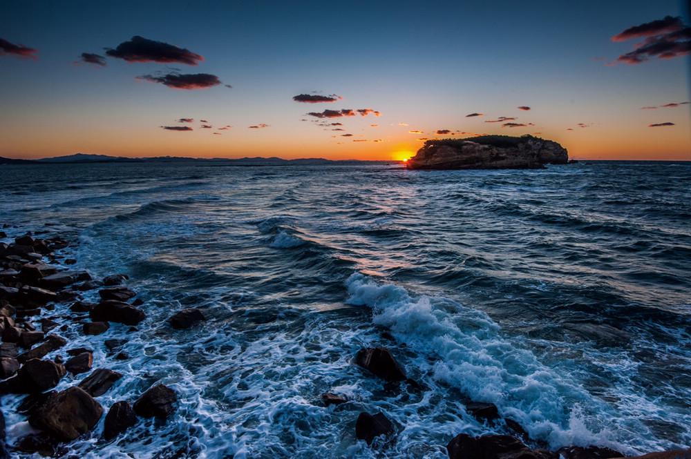 小石岛夕阳.jpg