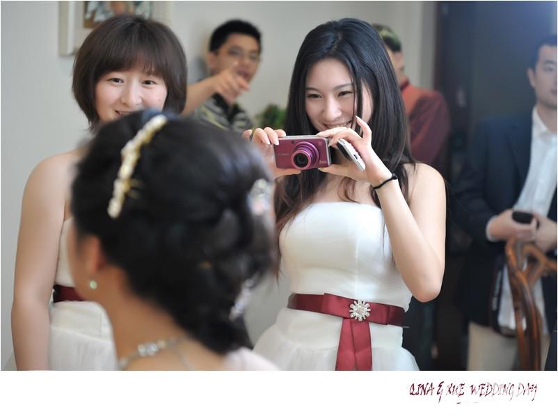 晚装整体造型.新娘类晚装(古典、时尚新娘)发型、饰品、婚纱