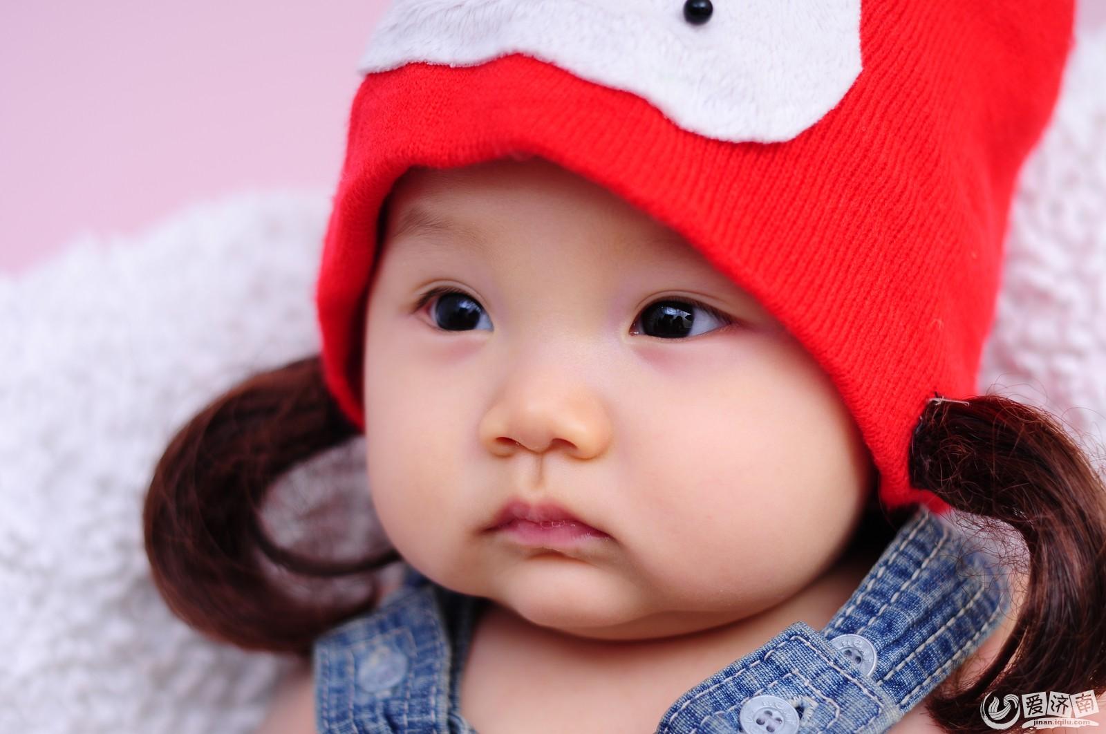 很萌很可爱的小孩图片