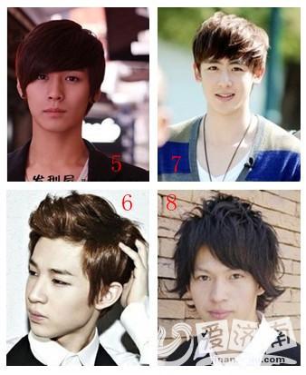 女孩们眼中男孩子什么的发型最帅呢?