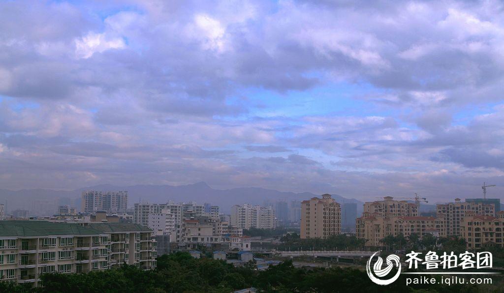 城市天空 - 枣庄拍客