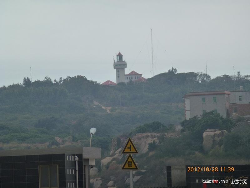 10月28日,骑行漳州镇海角灯塔