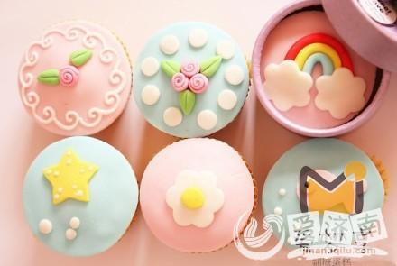 爱梦享翻糖蛋糕体验——甜蜜的小清新!