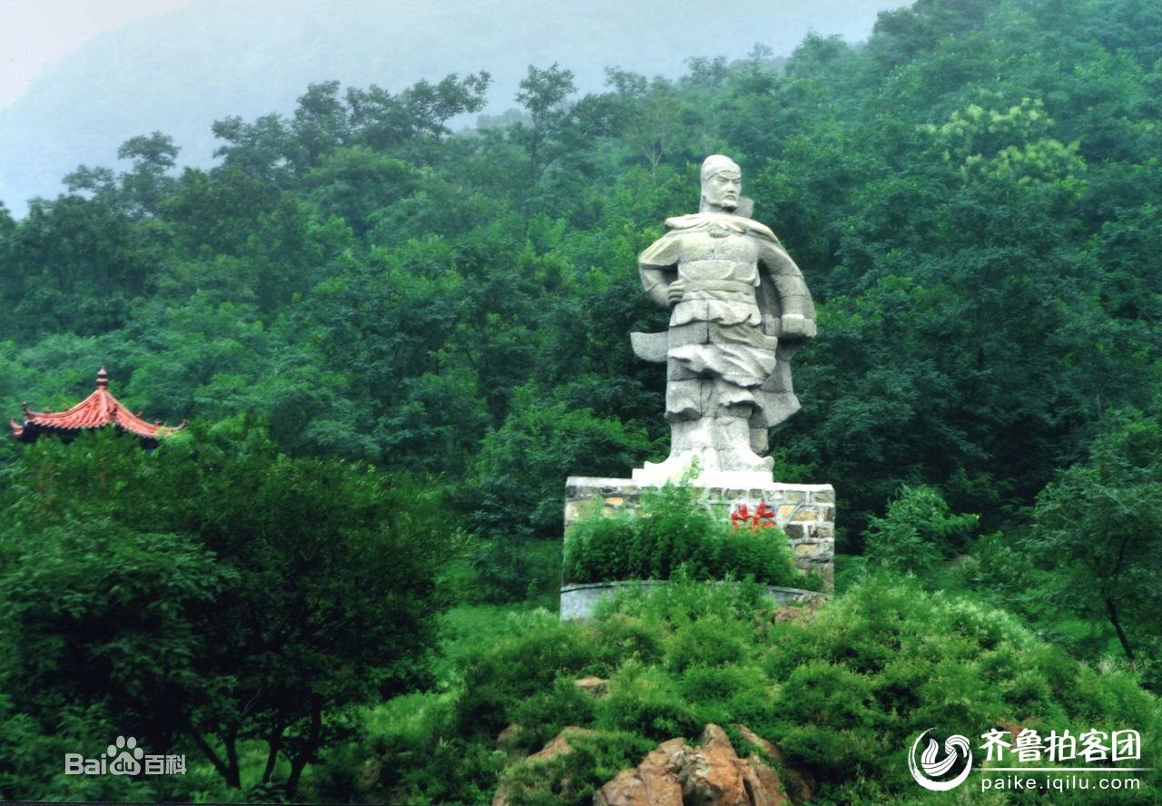 拍遍齐鲁:走进醴泉寺,雕窝峪风景区