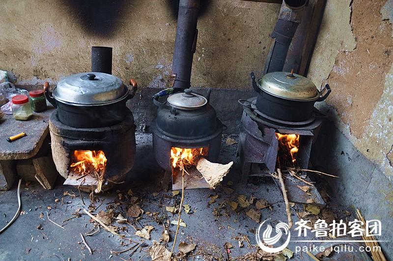 柴火热水器结构图