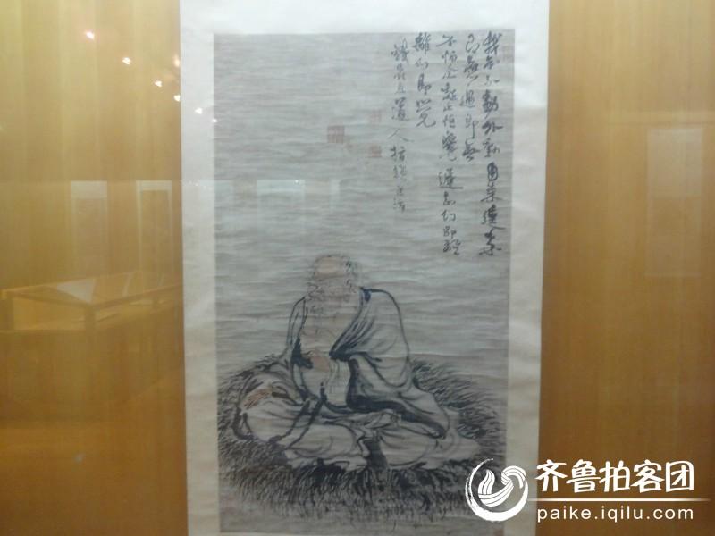正见到大师们的作品,像齐白石;黄宾虹;刘墉;徐悲鸿等开眼了,叫图片