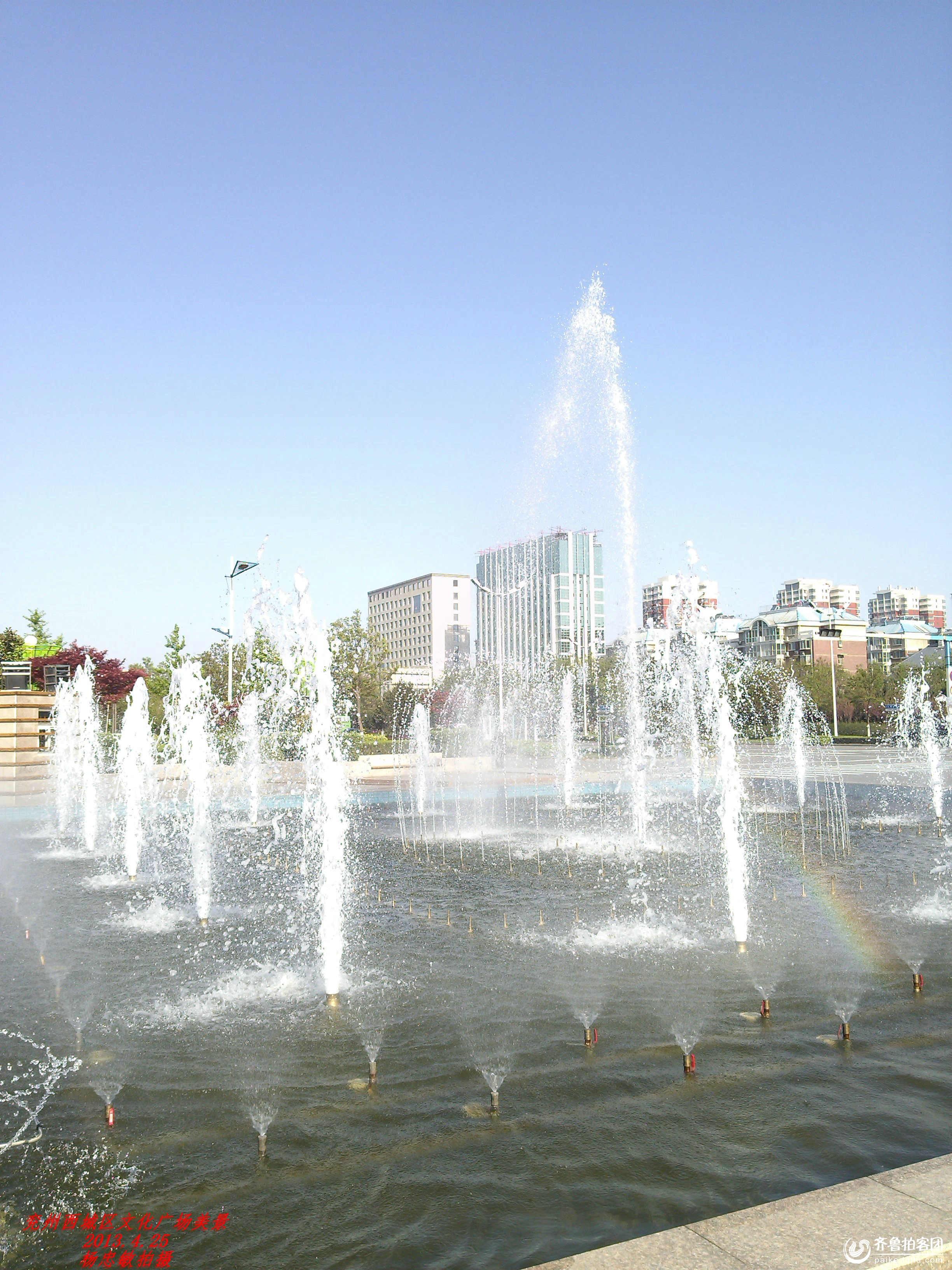 兖州:九州方圆