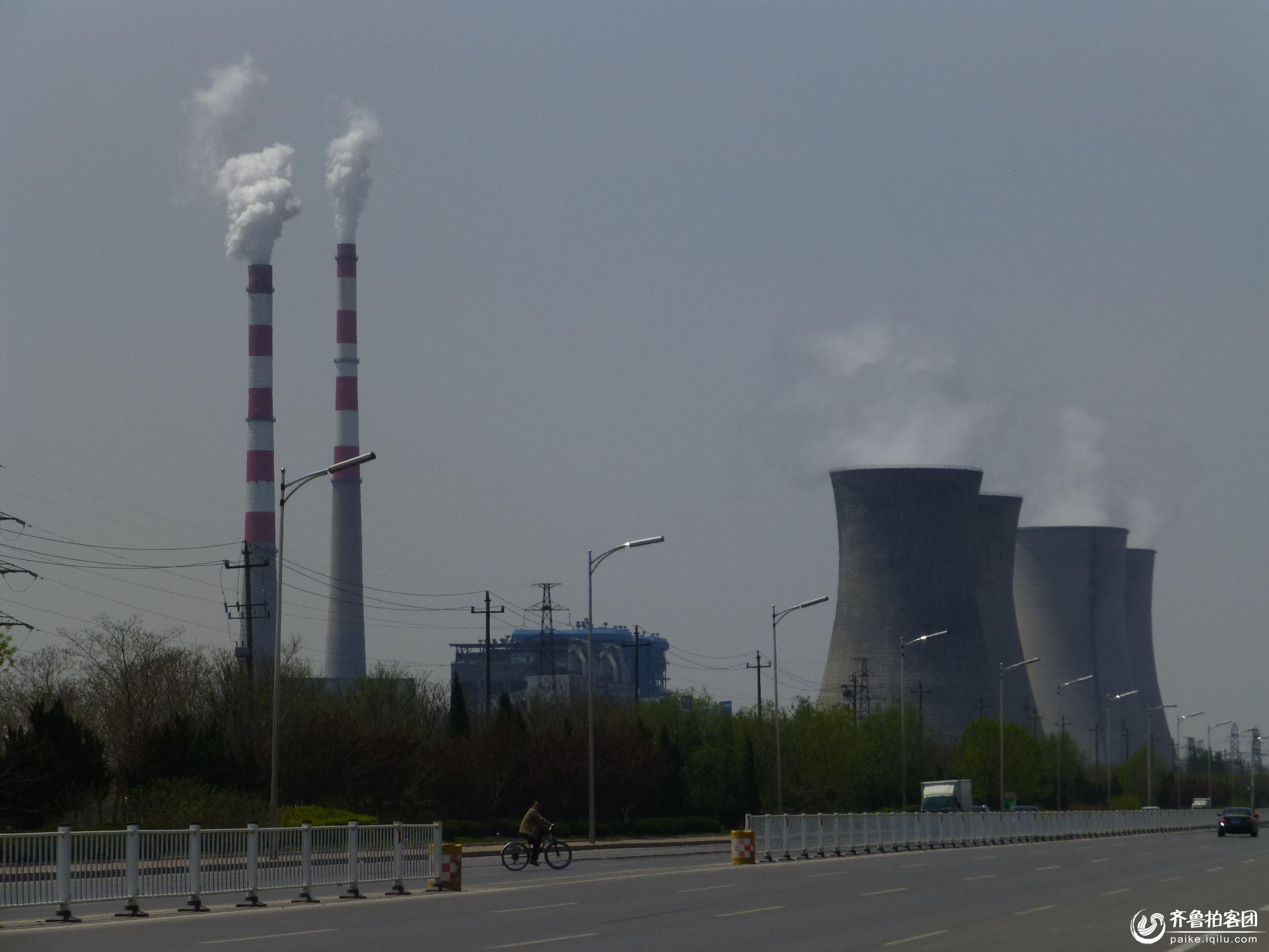五阳热电厂创新设计图