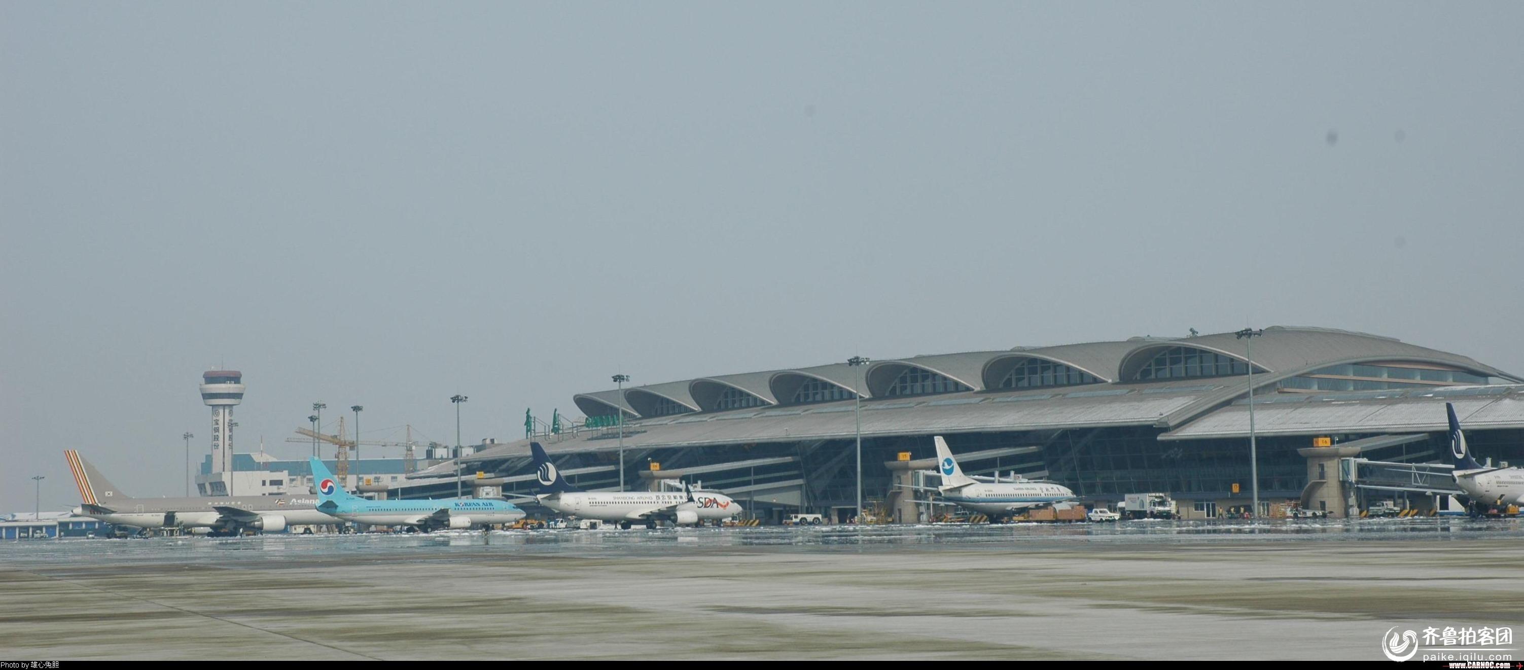 青岛飞机场 - 潍坊拍客