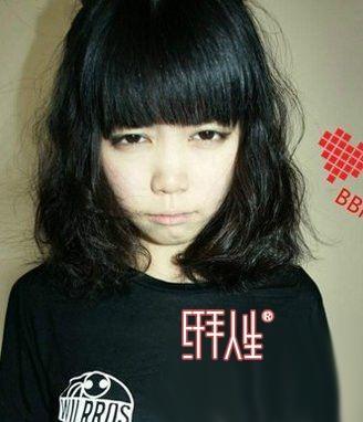 流行韩式发型 五款甜美可爱女生发型