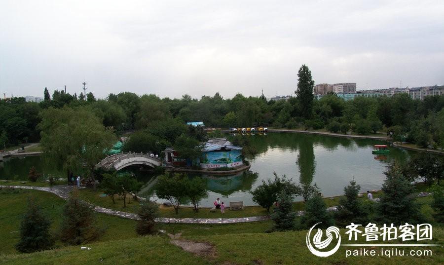 新疆行---乌鲁木齐植物园