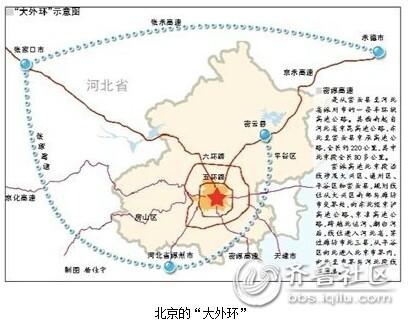 北京七环 - 德州论坛