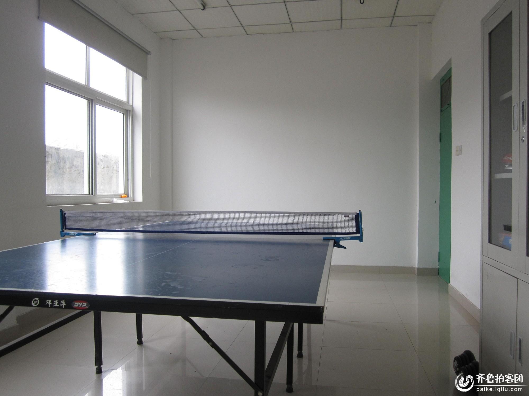 乒乓球室图片