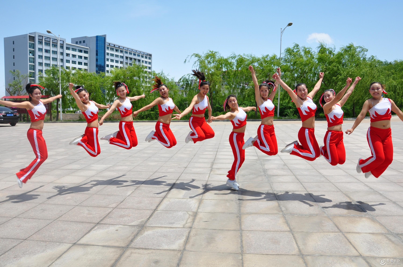 第十三届山东省大学生科技文化节啦啦操大赛 - 校园