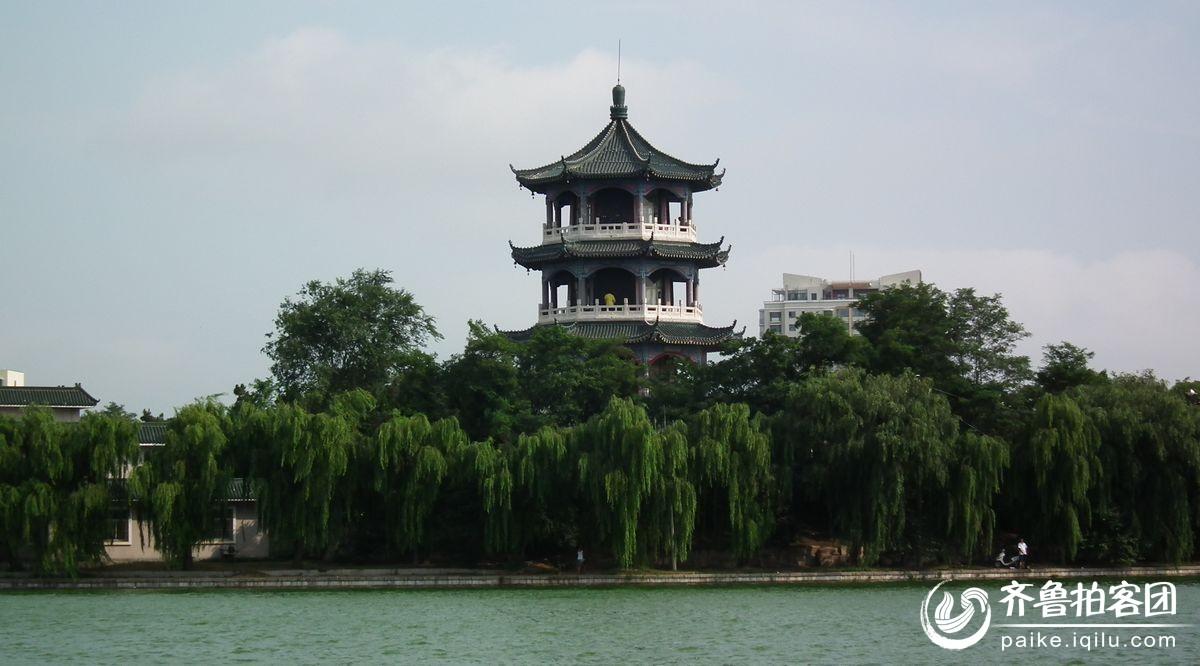 月湖公园 - 青岛拍客 - 齐鲁社区 - 山东最大的城市