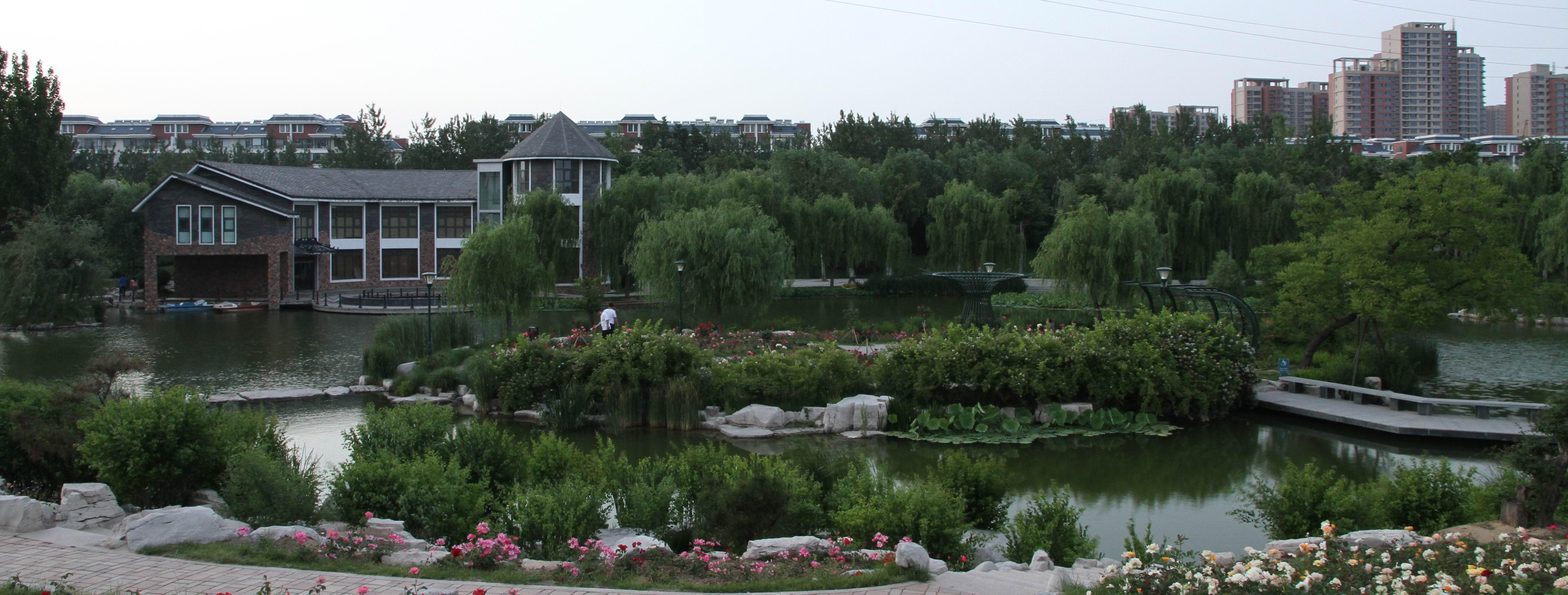 宜居潍坊----植物园