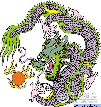 【手绘100条中国龙】 - 文苑书画 - 齐鲁社区 - 山东